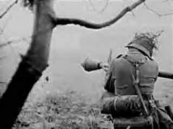 Panzerfaust in action