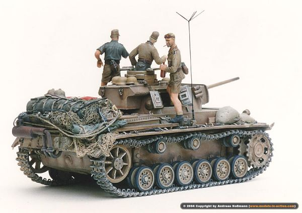 SdKFZ 141 - Panzer III Ausf M