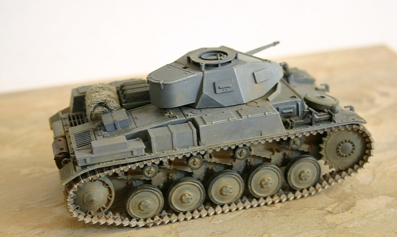 Panzer II - On the Russian Front