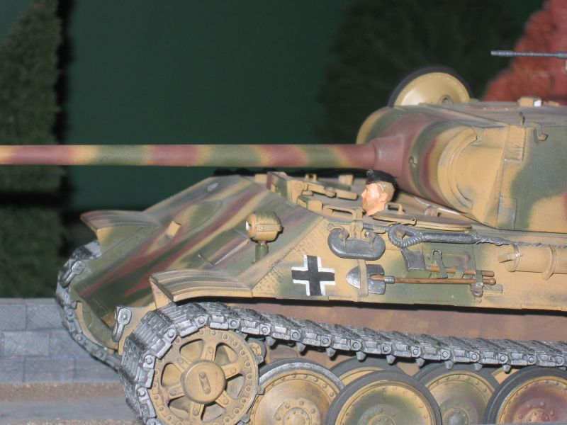 PzKpfw V ausf.A  1-25 scale