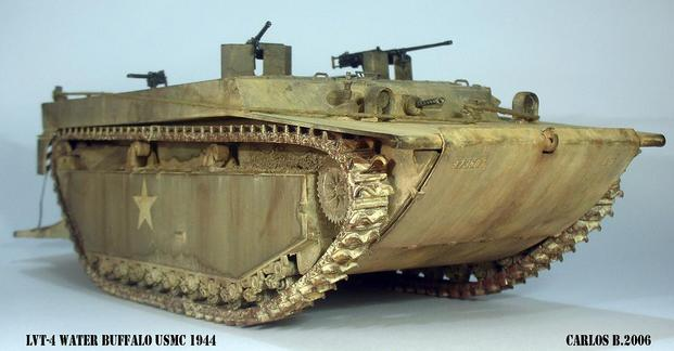 USMC LVT-4 Water Buffalo